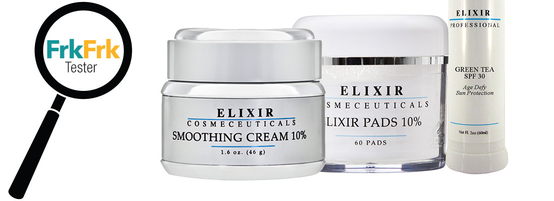 Elixir smoothing cream