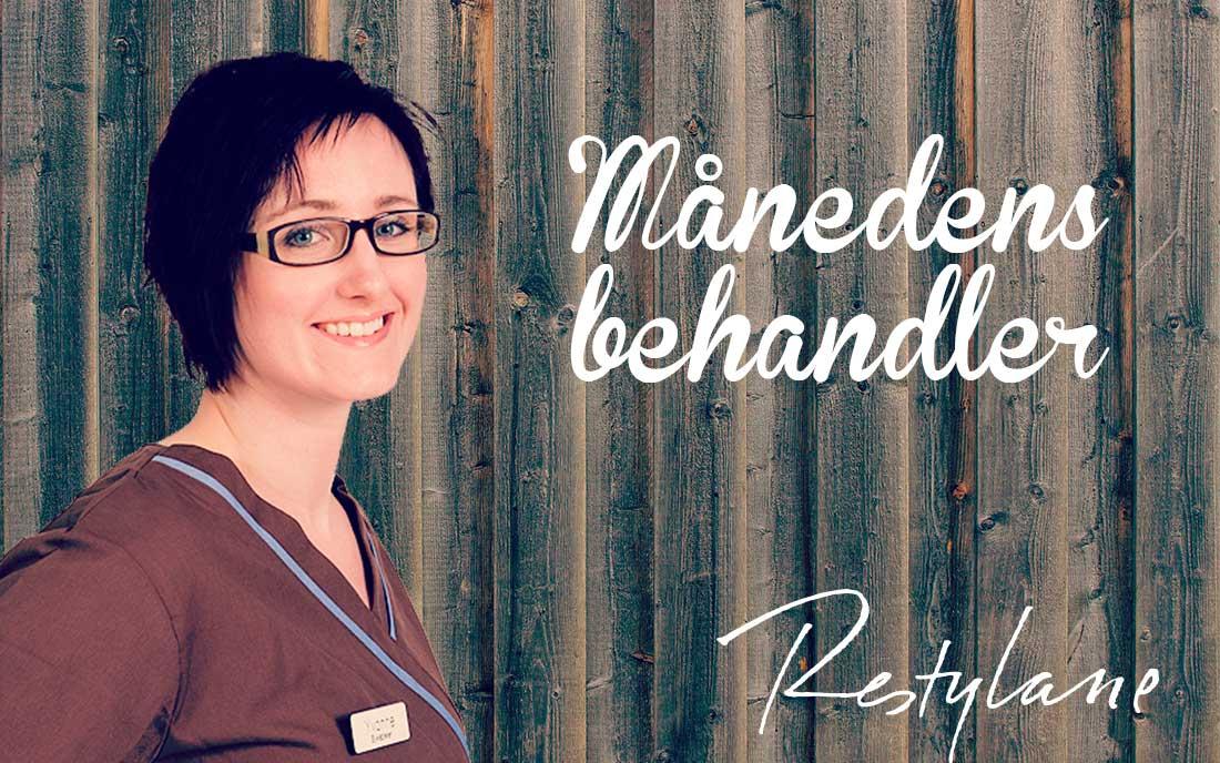 Yvonne Rouppert er utpekt til månedens behandler hos Restylane Norge